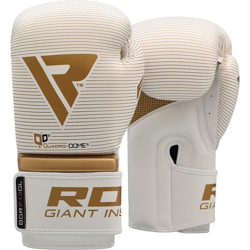 Боксерские перчатки Boxing Gloves for Sparring by RDX BGR-F13 GOLD
