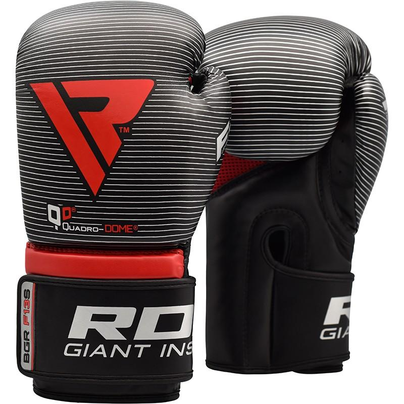Боксерские перчатки Boxing Gloves for Sparring by RDX BGR-F13 RED